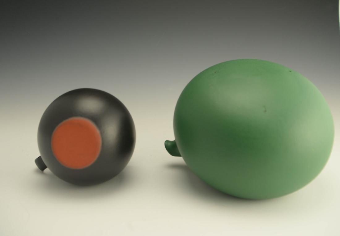 Zeisel OC Terracotta Teapot & Cup (1999) - 4
