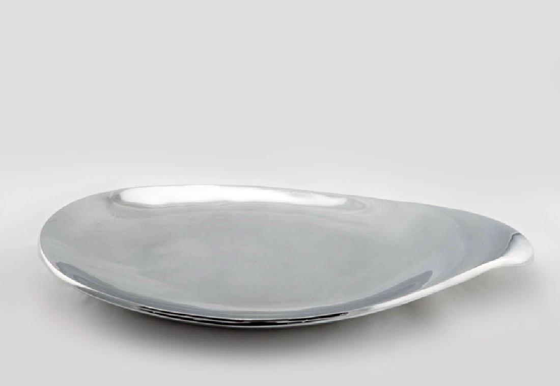 Zeisel Nambe 17in Platter