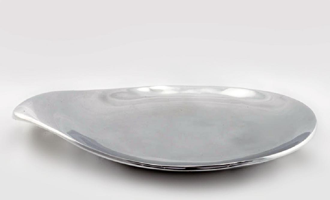 Zeisel Nambe 17in Platter - 2
