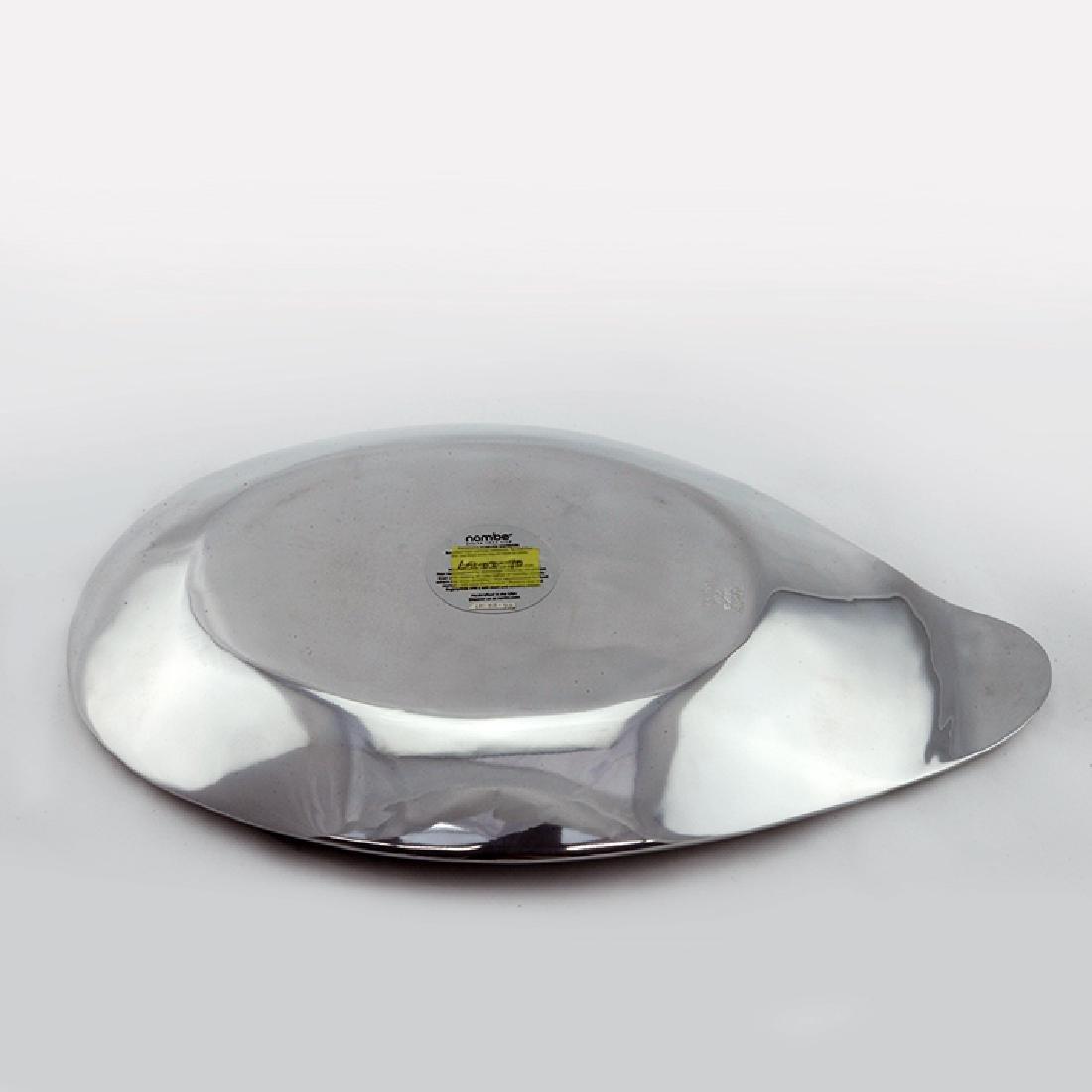 Zeisel Nambe 17in Platter - 3