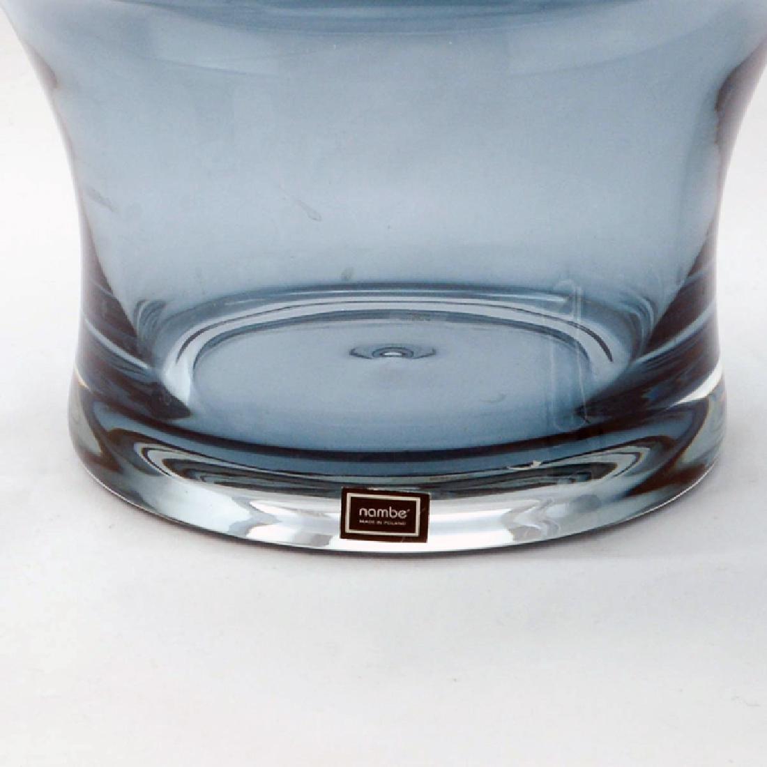 Zeisel Nambe Ohana Nesting Glass Vases - 3