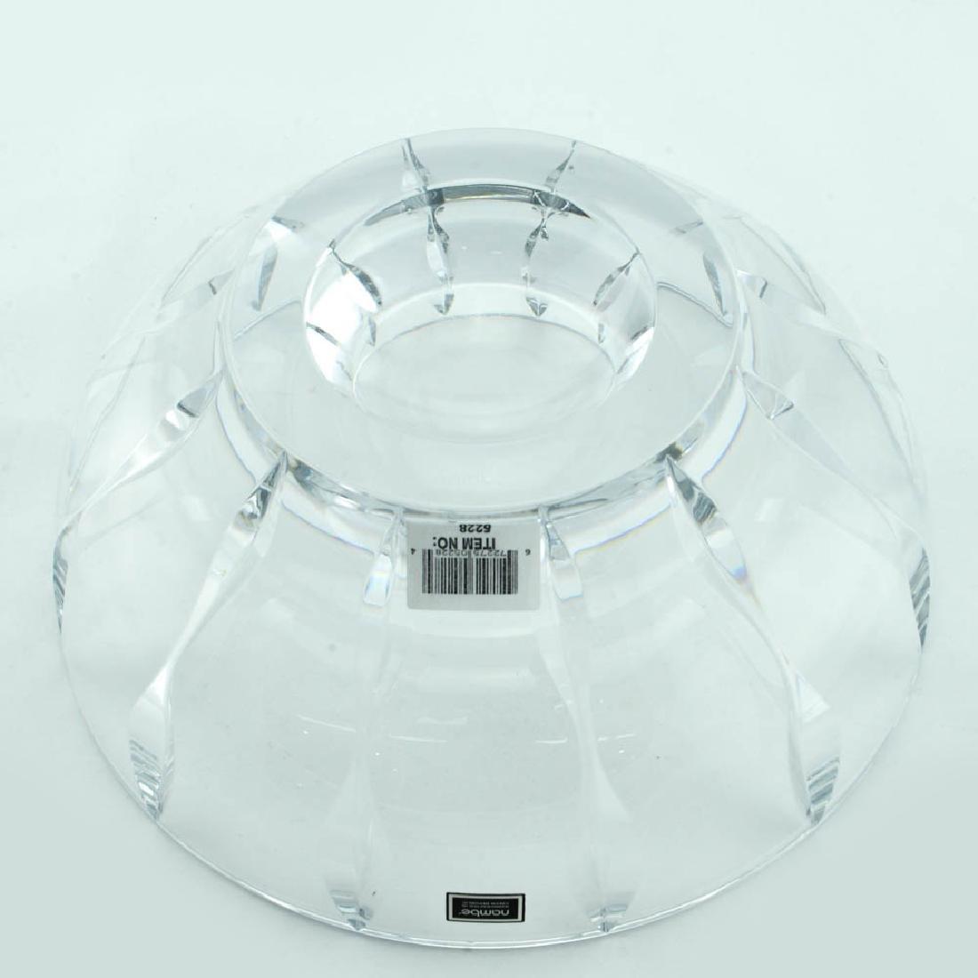 Zeisel Nambe Venus Lrg Crystal Bowl (2001) - 2