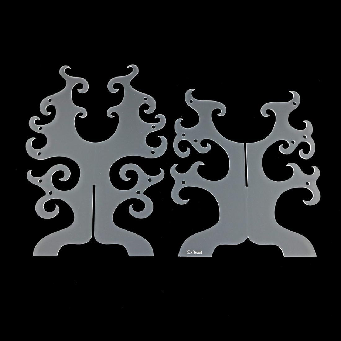 Zeisel EZO Acrylic Jewelry Tree - 3
