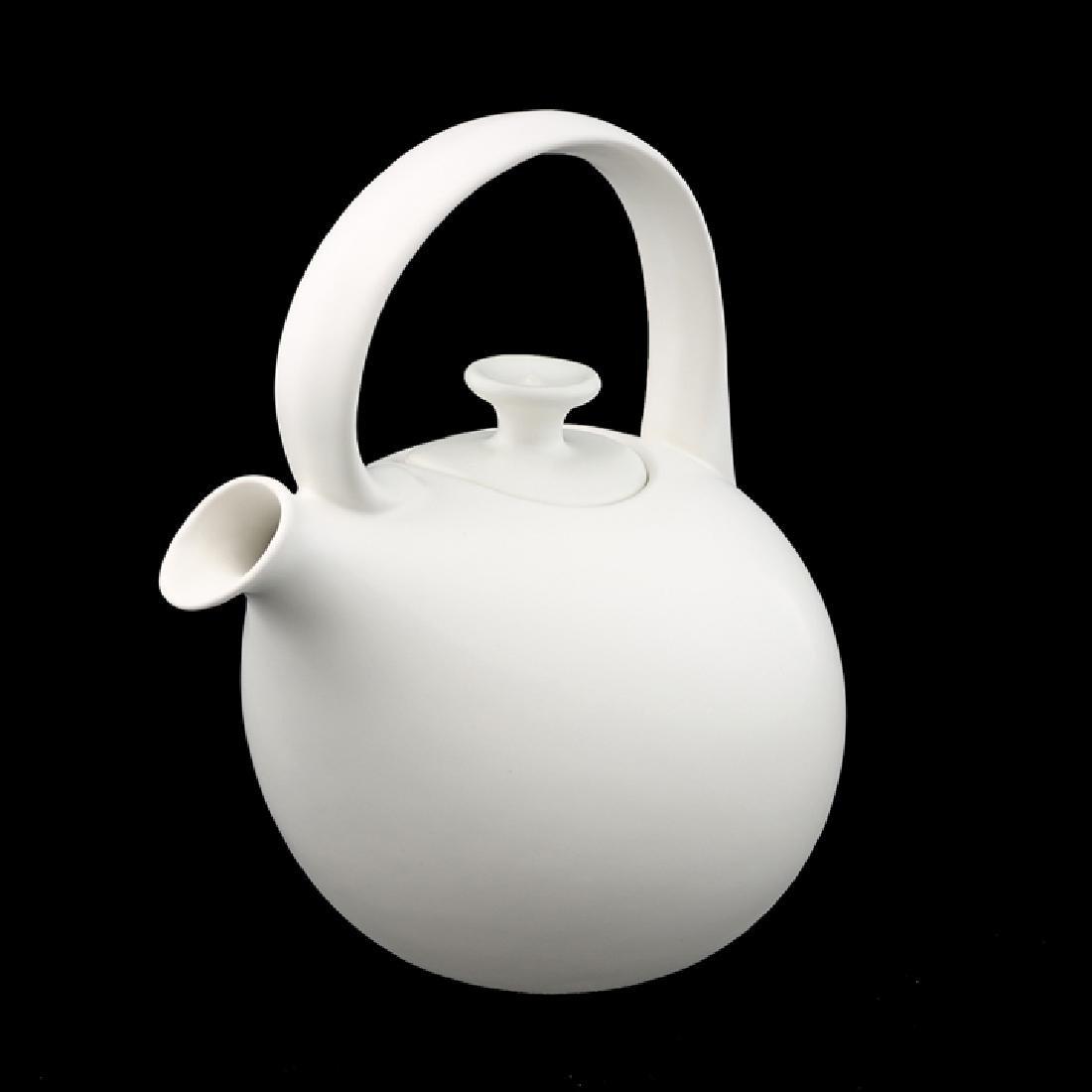 Zeisel Granit Teapot, Sugar, Creamer (2009) - 3