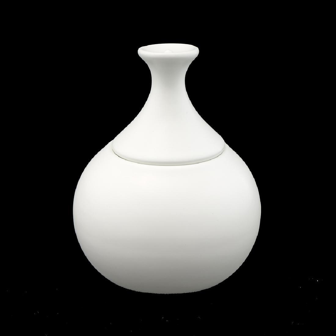 Zeisel Granit Teapot, Sugar, Creamer (2009) - 5