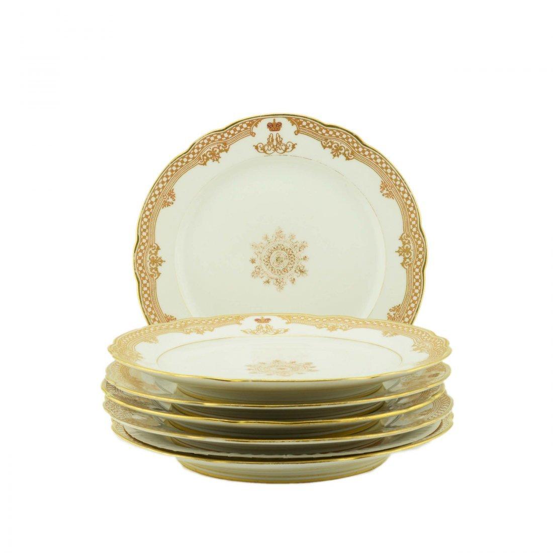 6 Grand Duke Alexander Alexandrovich Plates