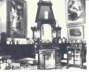 Post Card Photos of Interiors at Tsarskoe Selo