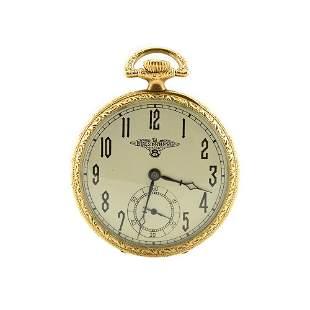 A Duesenberg Pocket Watch - Original Dealership Award
