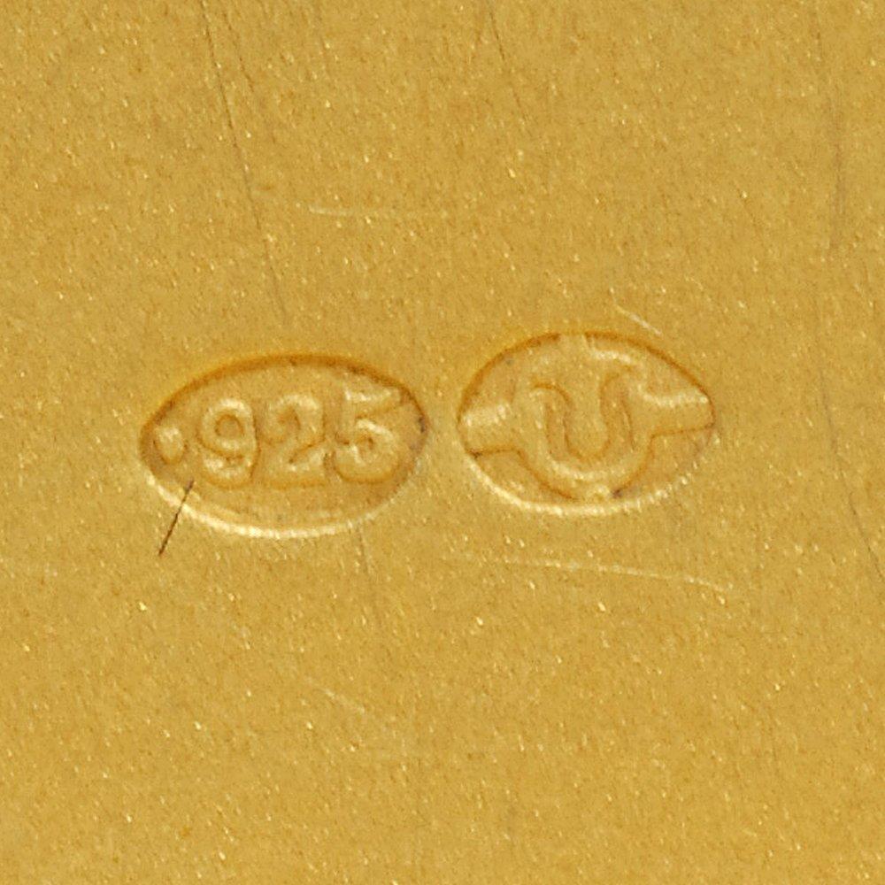 A Fabergé Wigström guilloché enamel card case, c1908-11 - 7