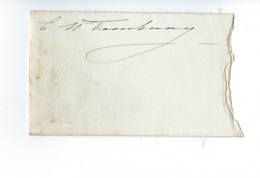 Empress Maria Alexandrovna: An autographed letter - 3