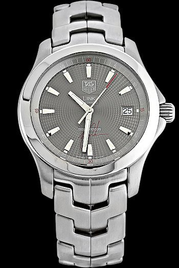Preowned Tag Heuer Tiger Woods Limited Edition Wjf2113