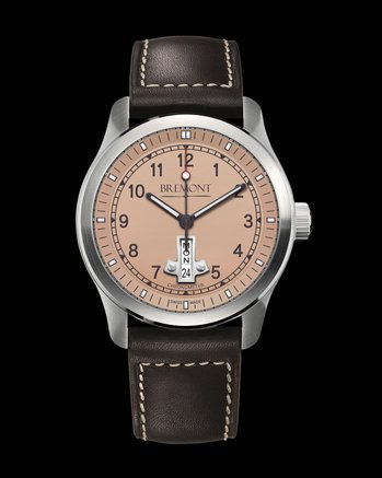 Preowned Bremont BC-F1 Salmon Pink Dial Watch BC-F1/SP