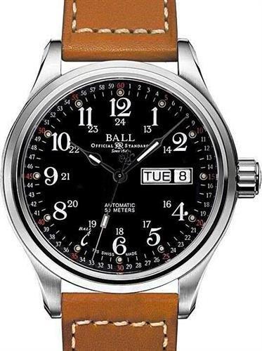 Ball Railroad Watch 60 Seconds NM1058D-L3J-