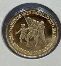 1976 Bicentennial Gold Commemorative Gold Coin