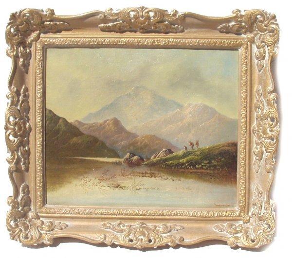 17: EDWIN H. BODDINGTON OIL (Briish 1836-1905)