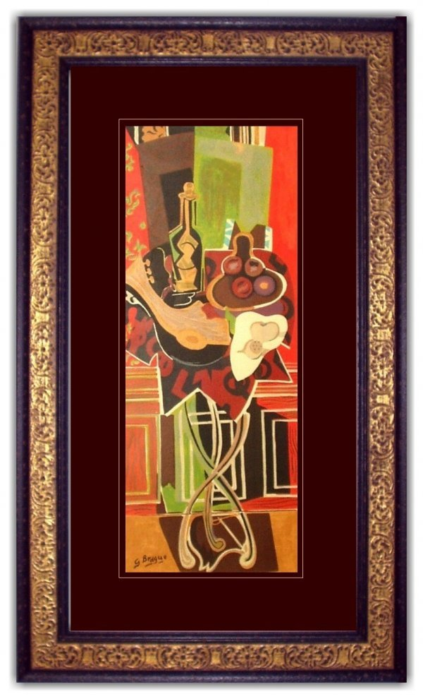 22: GEORGES BRAQUE SERIGRAPH (French 1882-1963)