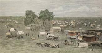 83: HARPERS WEEKLY ENGRAVING  (Amer 1857-)