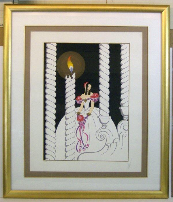 2: ERTE-BRIDE-SIGNED SERIGRAPH (1892-1990)