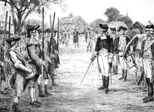 1003: FIRST AMERICAN ARMY-RALPH BOYER -WASHINGTON ETCHI