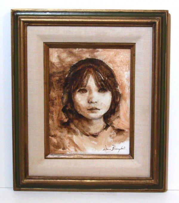 8: Donna Berryhill - Female - Oil (Amer 20th)