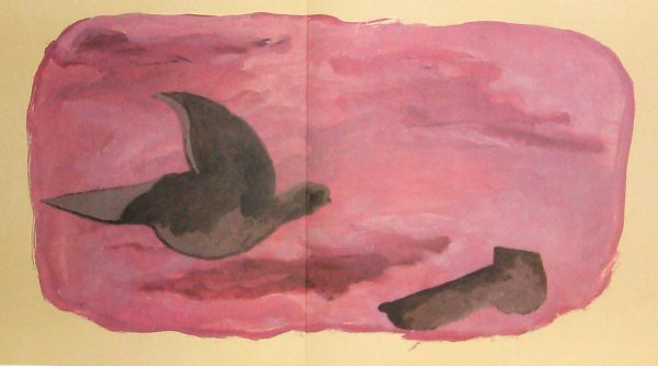24: Georges Braque-Birds-Lithograph