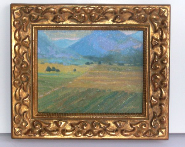 1001: Tom Waugh - Oil-Colorado (b.1948)