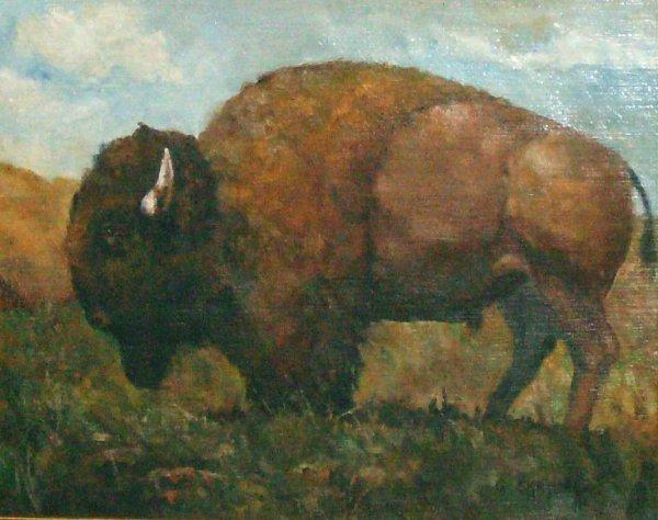 244: Buffalo - Southwest Oil - Sherman (b.1953)