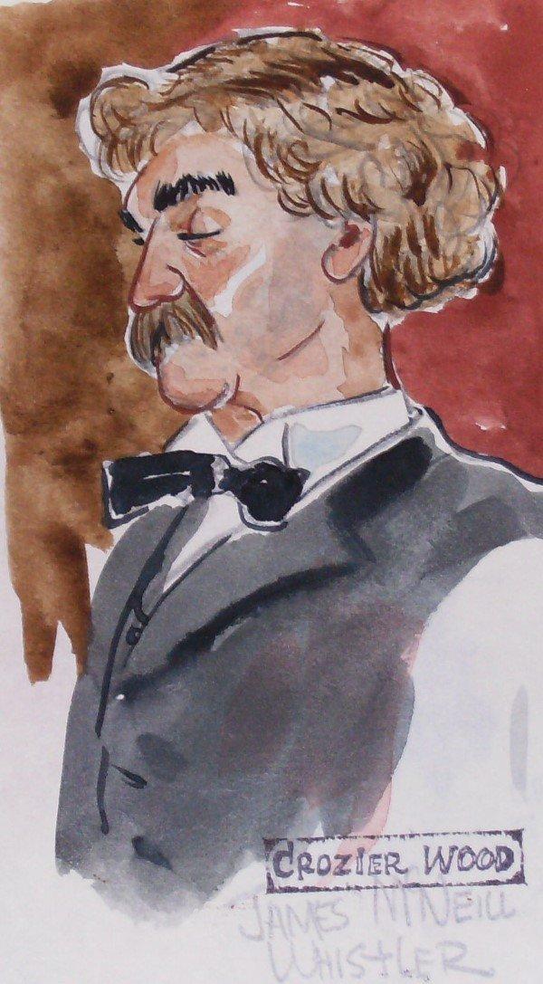 4: Crozier Wood - JAM Whistler - Watercolor