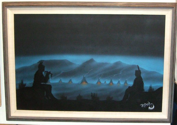 251: Jerome Bushyhead - Indian Night Song (Cheyenne 192