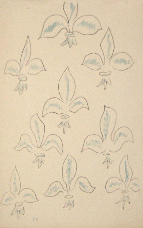 12: Henri Matisse - Flowers - Original Litho (1869-1954