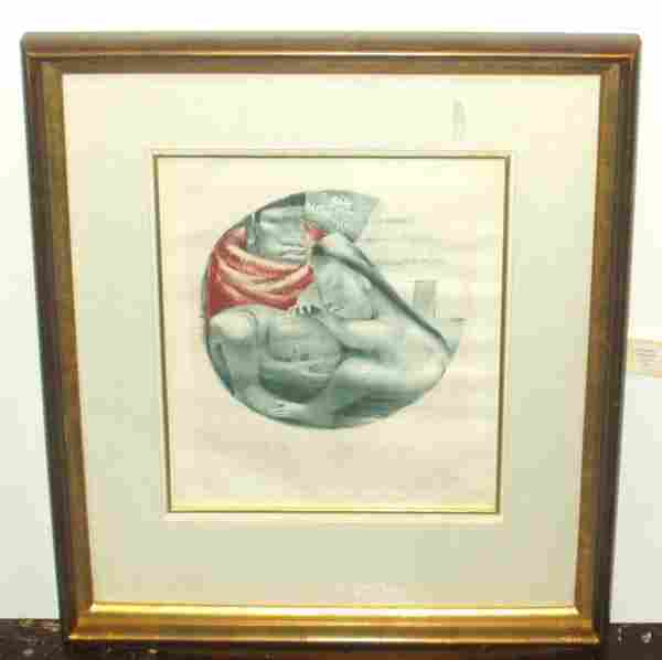 41: JEAN CHARLOT ORIGINAL LITHOGRAPH (French 1889-1979)
