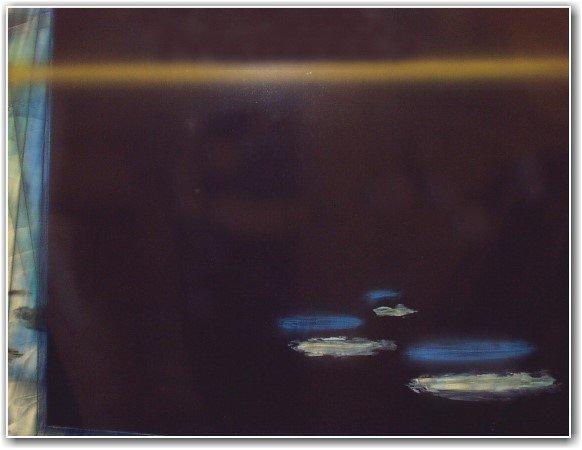 11: EUGENE BAVINGER SIGNED OIL ON CANVAS (American b.19