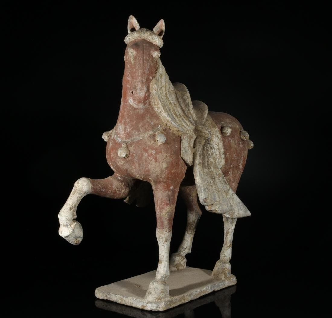 Chinese pottery horse - 2