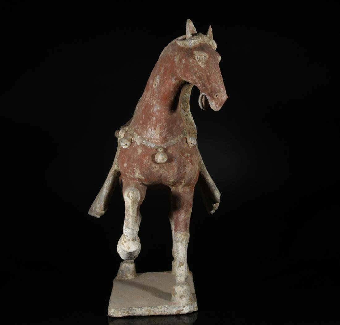 Chinese pottery horse - 3
