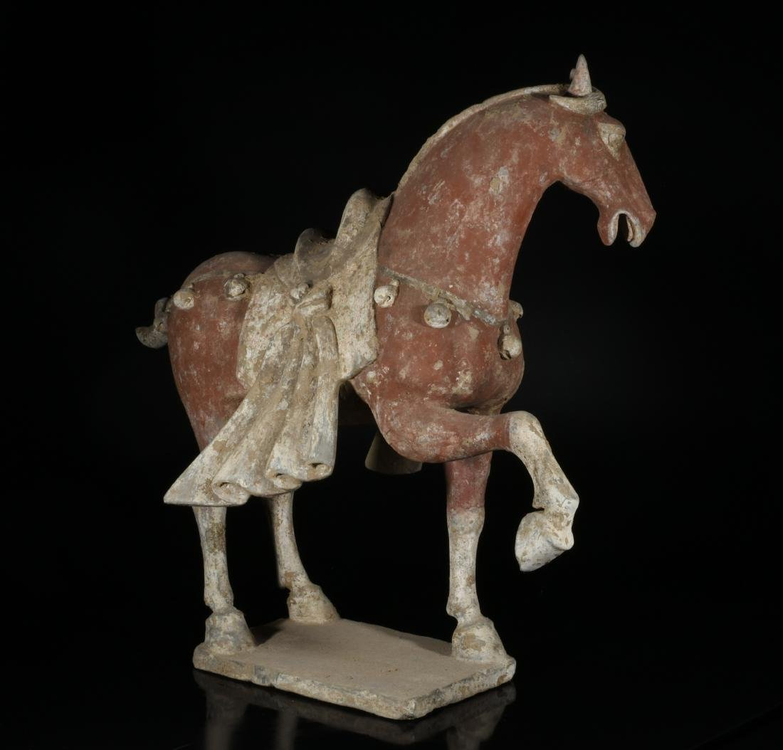 Chinese pottery horse - 4
