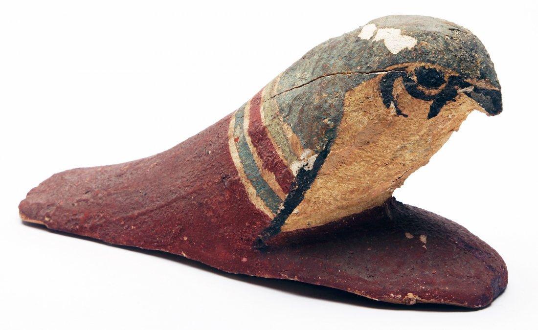 A Large Egyptian Wood Falcon - 2