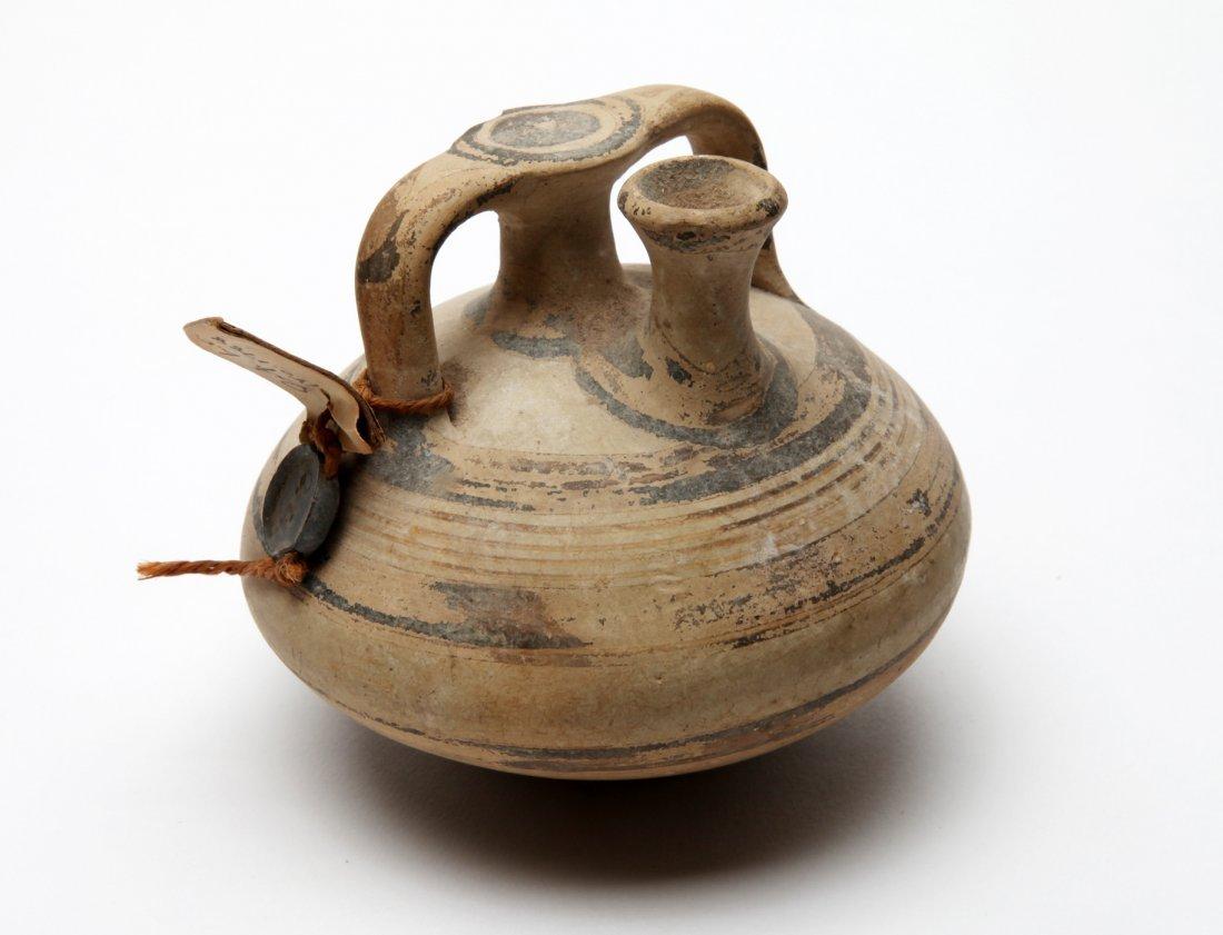 A Mycenaean Stirrup Jar