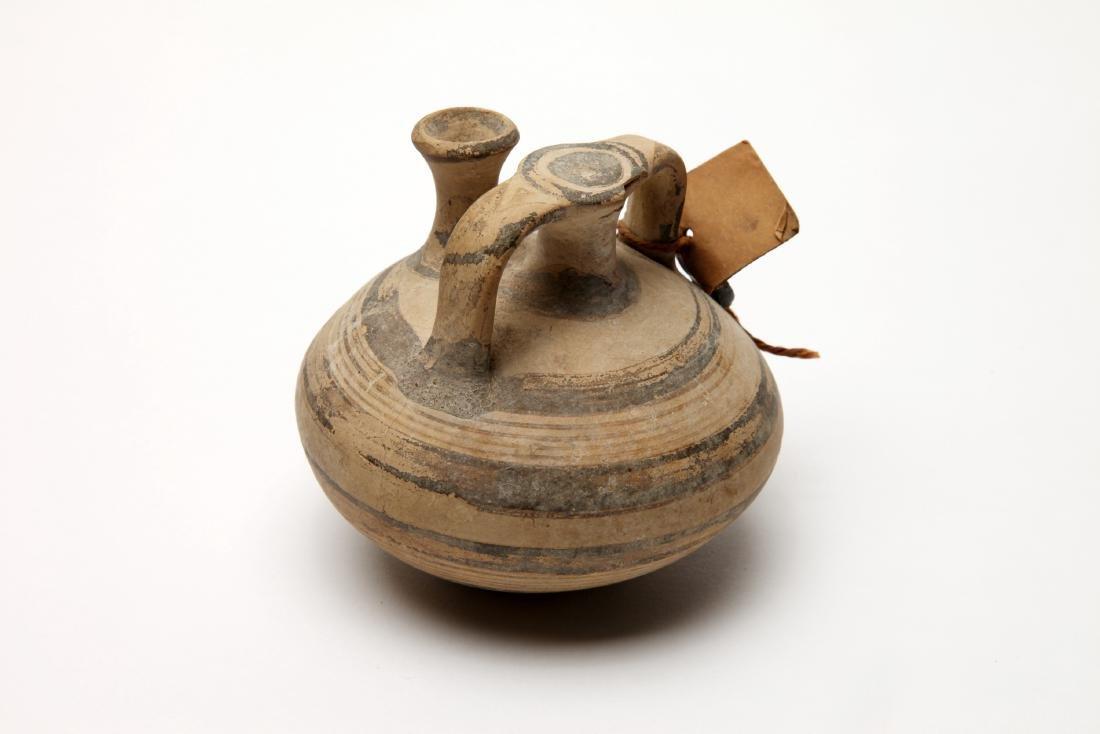 A Mycenaean Stirrup Jar - 2