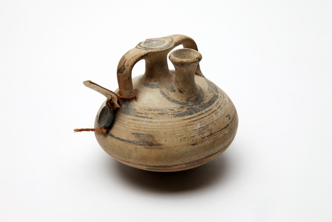 A Mycenaean Stirrup Jar - 4