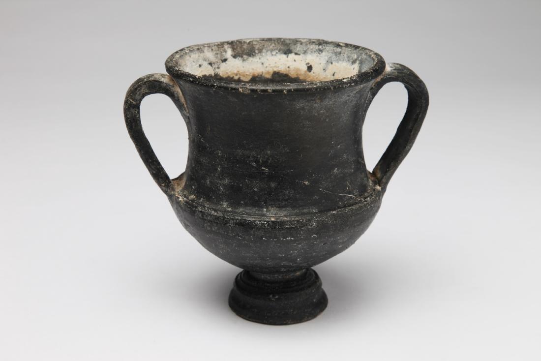 An Etruscan Bucherro Kantharos - 2