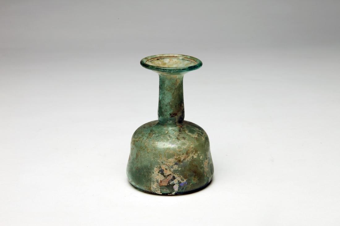 An Ancient Glass Bottle