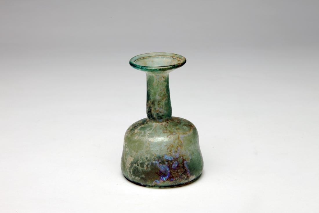 An Ancient Glass Bottle - 2