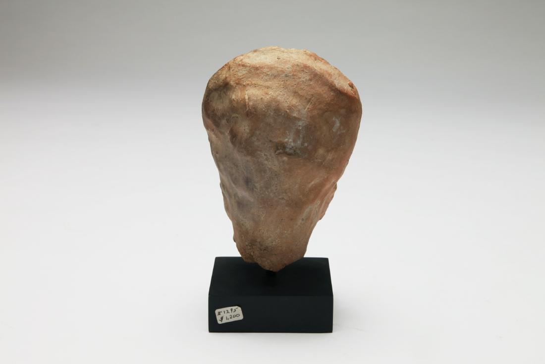 A Terracotta Head of Woman - 2