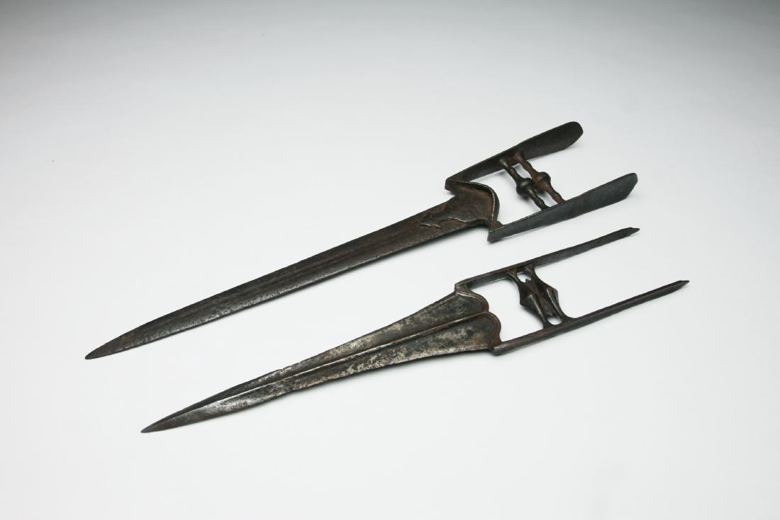 2 Steel Katars