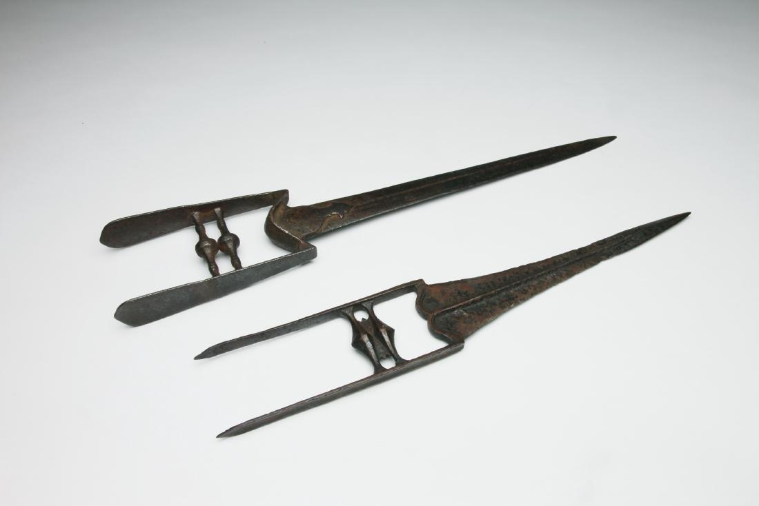 2 Steel Katars - 2