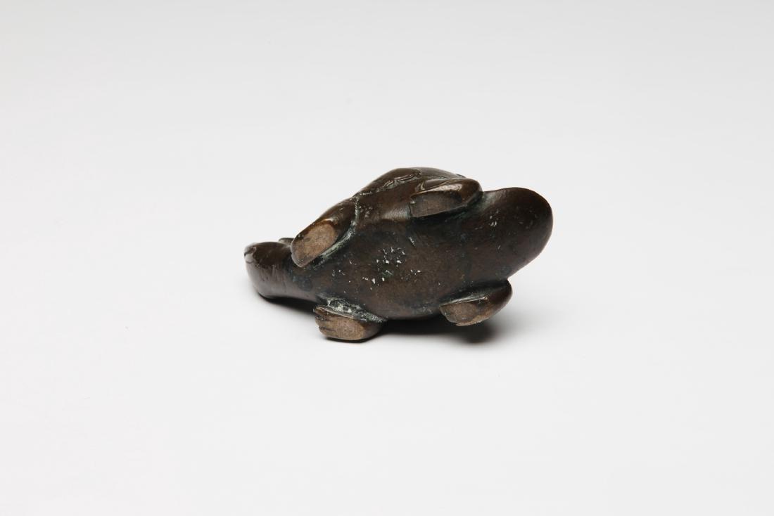 A Chinese Bronze Jar - 3