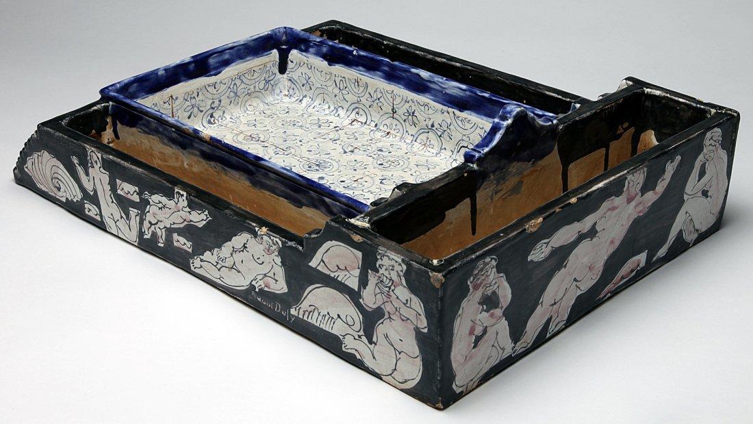 An Important Raoul Dufy Ceramic Jardin de salon - 3