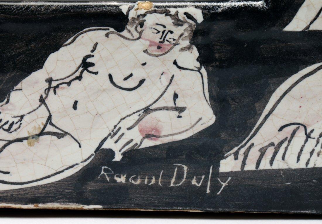 An Important Raoul Dufy Ceramic Jardin de salon - 4