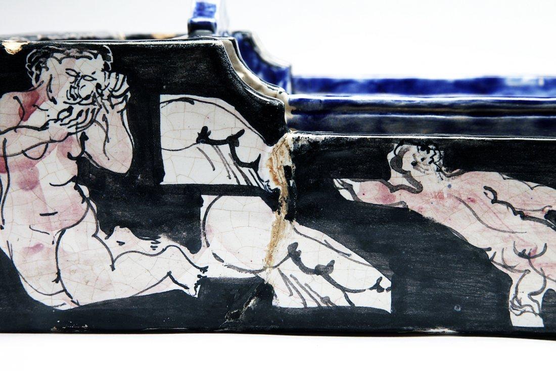 An Important Raoul Dufy Ceramic Jardin de salon - 8