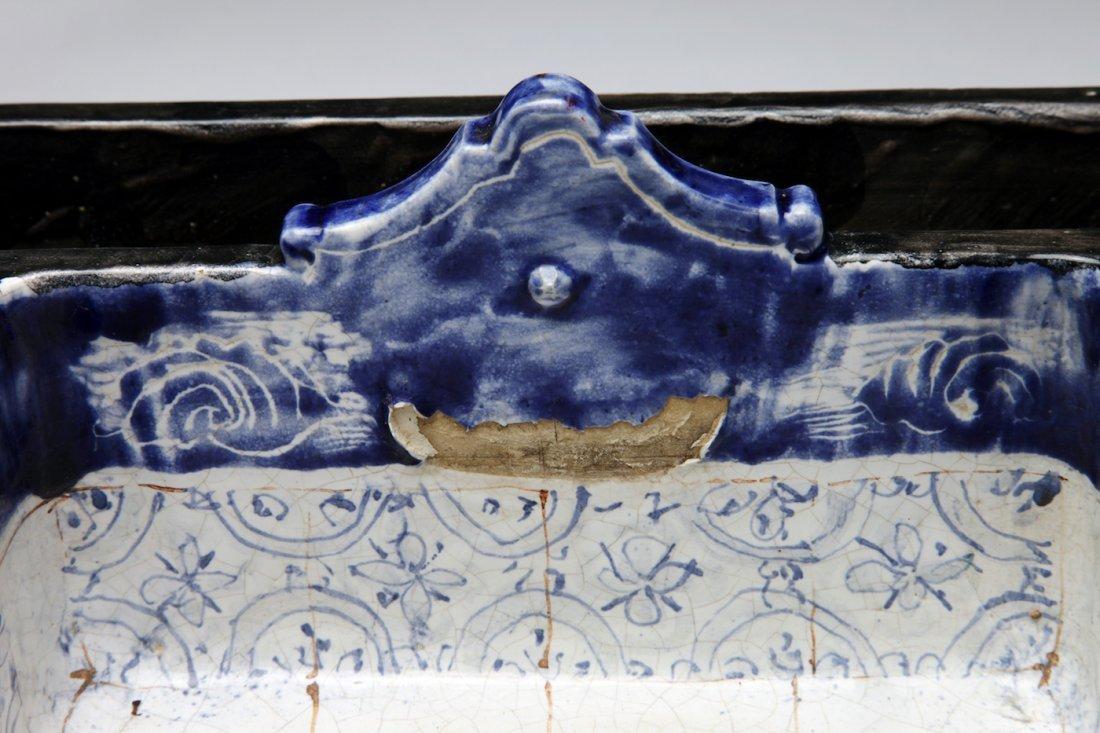 An Important Raoul Dufy Ceramic Jardin de salon - 9
